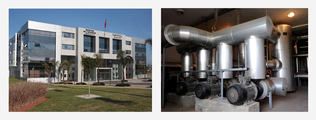 Ministere de l interieur maroc 28 images installation for Interieur ministere